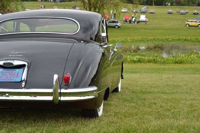 1958 Jaguar Mark VIII (P781296BW) : Registry : Vintage ...